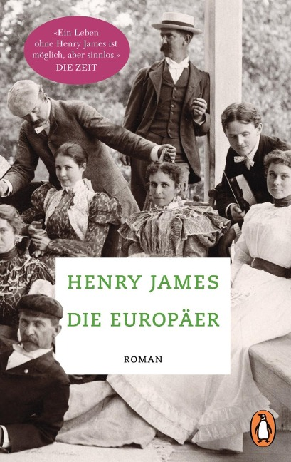 Die Europäer - Henry James