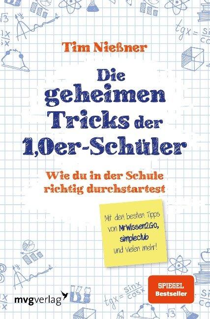 Die geheimen Tricks der 1,0er-Schüler - Tim Nießner