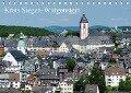 Kreis Siegen-Wittgenstein (Tischkalender 2018 DIN A5 quer) - Schneider Foto / Alexander Schneider