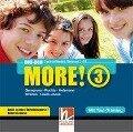 MORE! 3 DVD-ROM mit Schularbeiten-Training - Günter Gerngross, Herbert Puchta, Christian Holzmann, Jeff Stranks, Peter Lewis-Jones