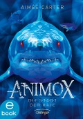 Animox. Die Stadt der Haie - Aimee Carter