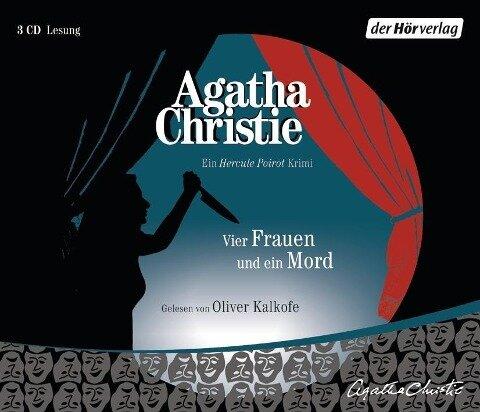 Vier Frauen und ein Mord - Agatha Christie