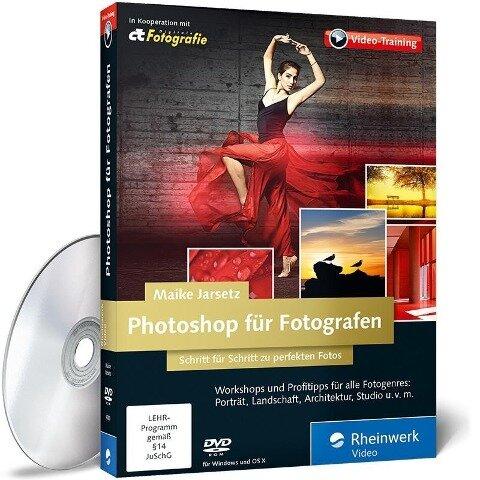 Photoshop für Fotografen - Maike Jarsetz