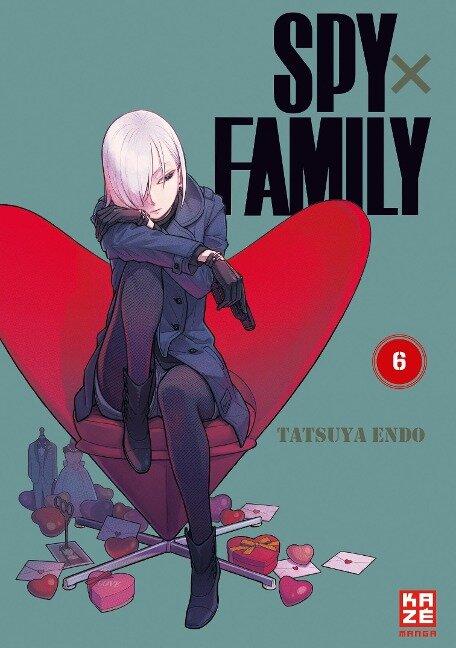 Spy x Family - Band 6 - Tatsuya Endo