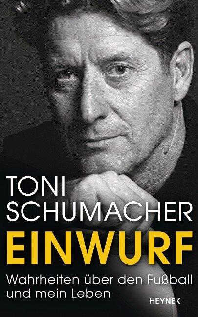 "Einwurf - Harald ""Toni"" Schumacher"