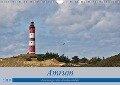 Amrum - stimmungsvolle Nordseebilder (Wandkalender 2019 DIN A4 quer) - Andrea Potratz