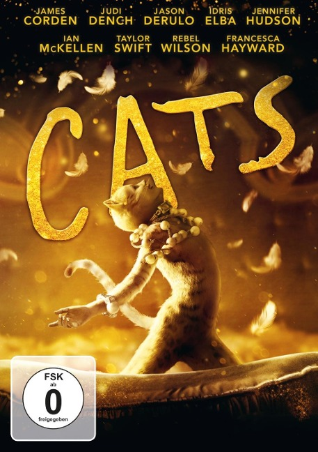Cats (2019) - Andrew Lloyd Webber