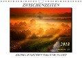 Zwischenzeiten - Zeiten zwischen Tag und Nacht / Geburtstagskalender (Wandkalender 2018 DIN A4 quer) - Peter Roder