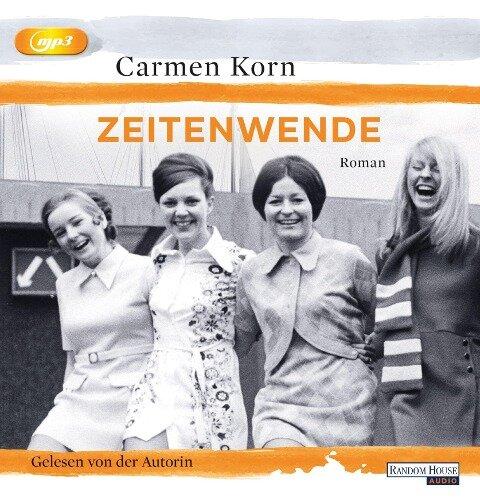Zeitenwende - Carmen Korn