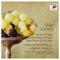 Danzi: Ouverture, Cello Concerto & Piano Concerto -