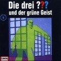 Die drei ??? 008 und der grüne Geist (drei Fragezeichen) CD -