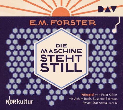 Die Maschine steht still - E. M. Forster, Felix Kubin