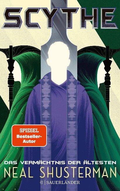 Scythe - Das Vermächtnis der Ältesten - Neal Shusterman