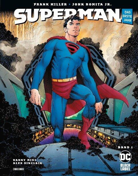 Superman: Das erste Jahr - Frank Miller, John Romita Jr.