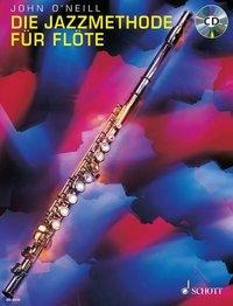 Die Jazzmethode für Flöte - John O'Neill