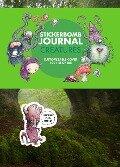 Stickerbomb Journal. Creatures -
