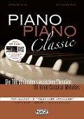 Piano Piano Classic mittelschwer mit 3 CDs - Gerhard Kölbl, Stefan Thurner
