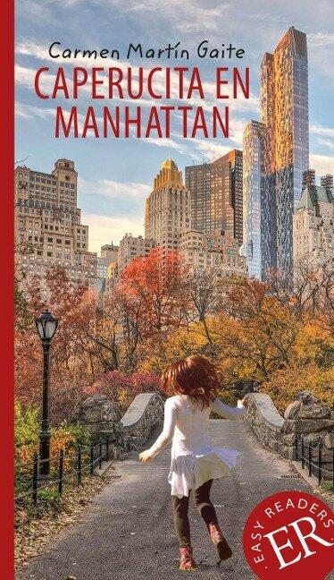 Caperucita en Manhattan - Carmen Martín Gaite