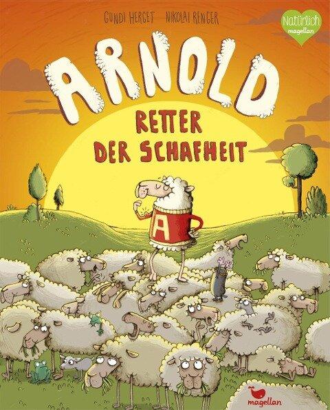 Arnold, Retter der Schafheit - Gundi Herget