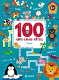 100 Gute-Laune-Rätsel - Tiere -