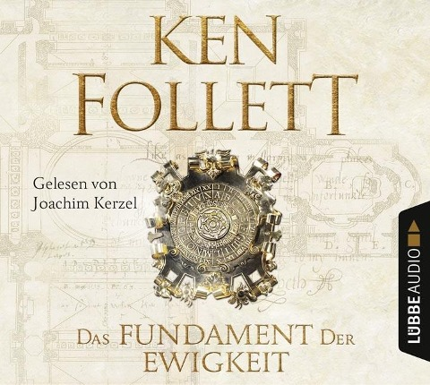 Das Fundament der Ewigkeit - Ken Follett, Andy Matern