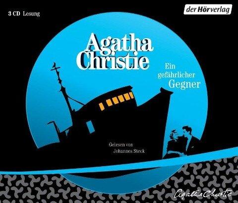Ein gefährlicher Gegner - Agatha Christie