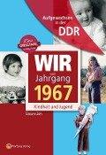 Aufgewachsen in der DDR - Wir vom Jahrgang 1967 - Kindheit und Jugend - Simone Zeh