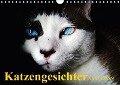 Katzengesichter und Zitate (Wandkalender 2018 DIN A4 quer) - Elisabeth Stanzer