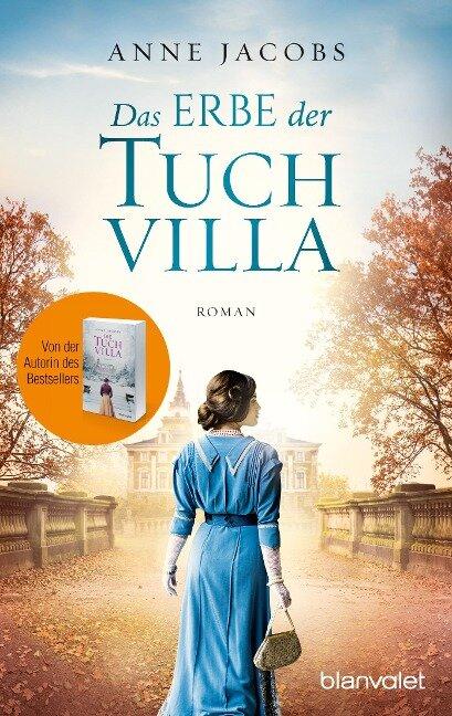 Das Erbe der Tuchvilla - Anne Jacobs