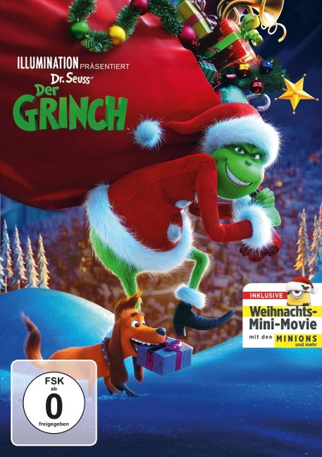 Der Grinch (2018) - Weihnachts-Edition -
