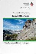 Berner Oberland Alpinwandern/Gipfelziele - Sabine Joss, Fredy Joss