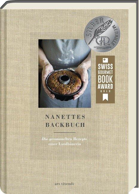 Nanettes Backbuch -