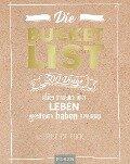 Die Bucket List - Elise de Rijck