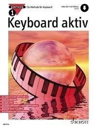 Keyboard aktiv - Axel Benthien