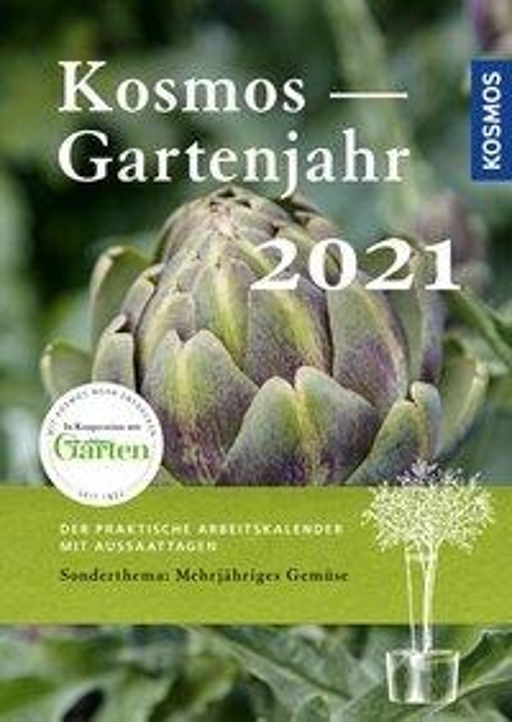 Kosmos Gartenjahr 2021 - Joachim Mayer