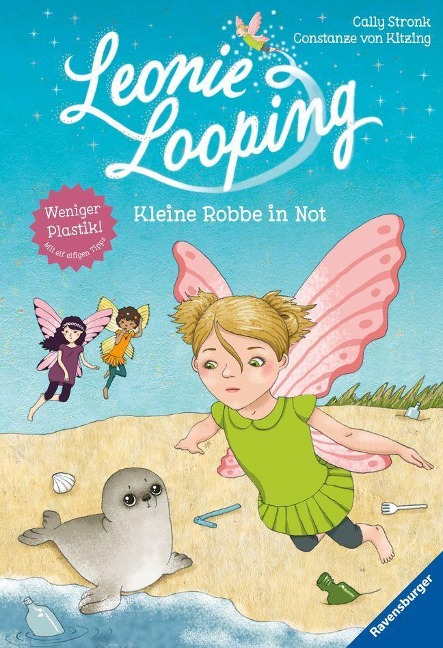 Leonie Looping 07: Kleine Robbe in Not - Cally Stronk