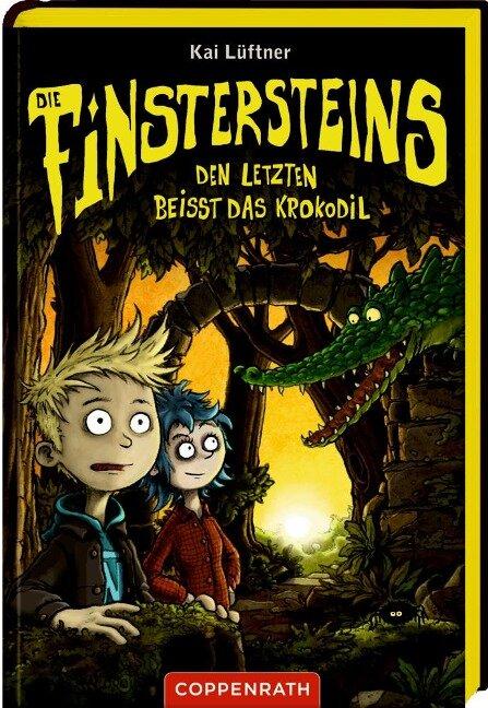 Die Finstersteins - Band 3 - Kai Lüftner
