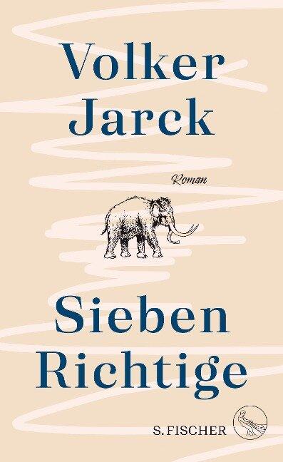 Sieben Richtige - Volker Jarck