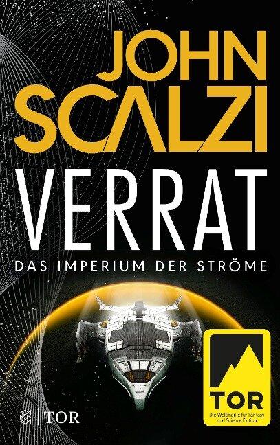 Verrat - Das Imperium der Ströme 2 - John Scalzi