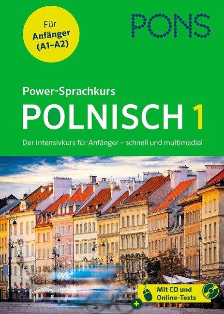 PONS Power-Sprachkurs Polnisch -