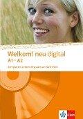 Welkom! Neu A1-A2 digital. DVD-ROM -