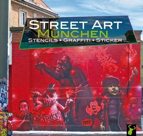 Street Art München - Reinhild Freitag