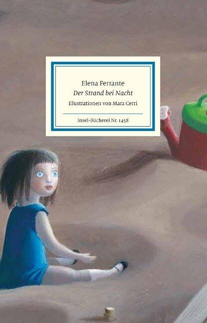 Der Strand bei Nacht - Elena Ferrante