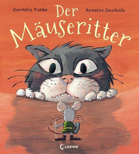 Der Mäuseritter - Cornelia Funke