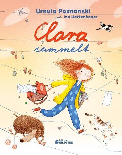 Clara sammelt - Ursula Poznanski