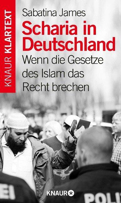 Scharia in Deutschland - Sabatina James