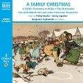 A Family Christmas - Arthur Conan Doyle, Benjamin Zephaniah, Thomas Hardy, Hans Chritian Andersen, David Angus