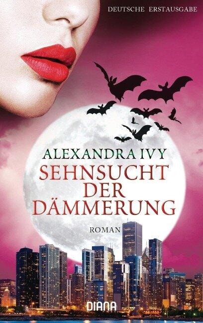 Sehnsucht der Dämmerung - Alexandra Ivy