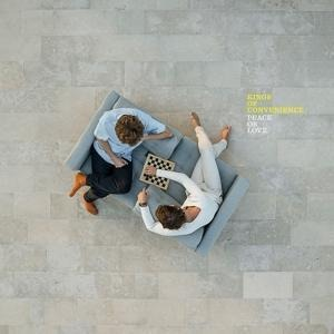 Kings Of Convenience: Peace Or Love (Jewelcase) - Kings Of Convenience
