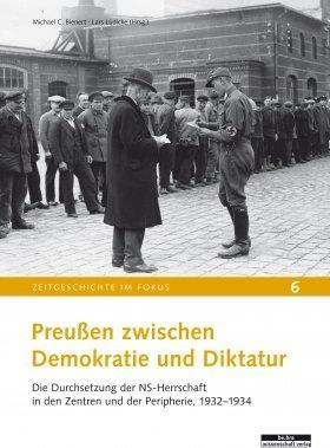 Preußen zwischen Demokratie und Diktatur -